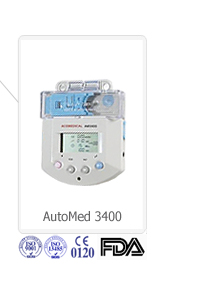 PCA Infusion Pump Automed3400